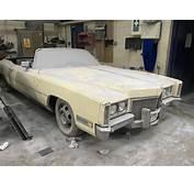 1971 Cadillac Eldorado Convertible  Bridge Classic Cars