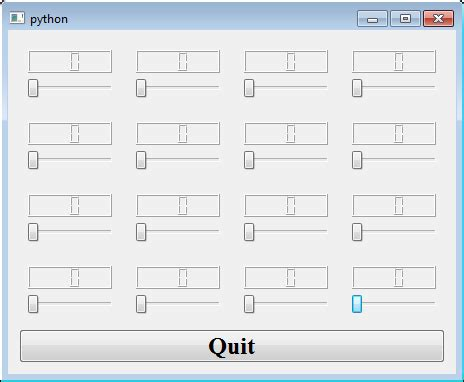 qt layout nested py in my eye qt tutorial 1 6 building blocks galore