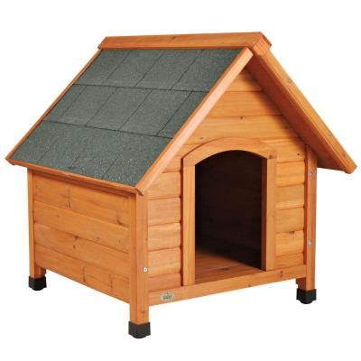 homedepot dog house trixie log cabin dog house small 39530 the home depot