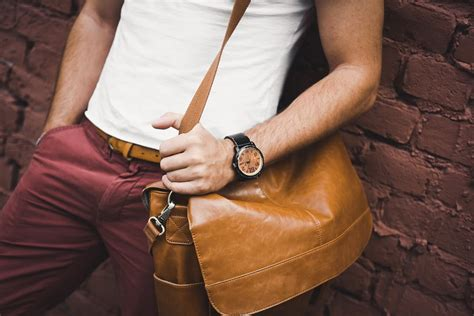best leather 17 best leather messenger bags for that look amazing