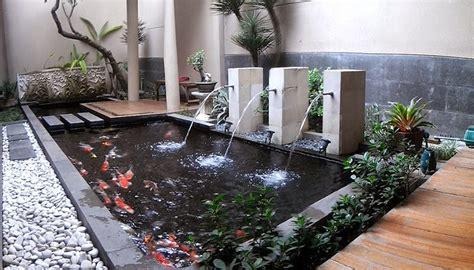 membuat filter air kolam ikan hias cara membuat filter kolam ikan koi mudah dan sederhana