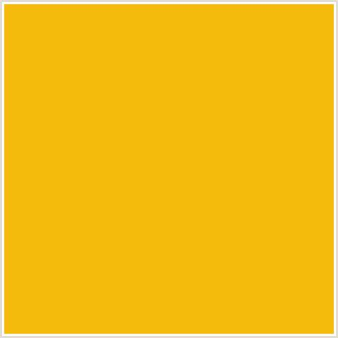 buttercup color f5bb0c hex color rgb 245 187 12 buttercup orange