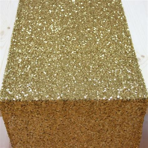 gold sequin table runner sequin table runner gold 403958 gold sequin table