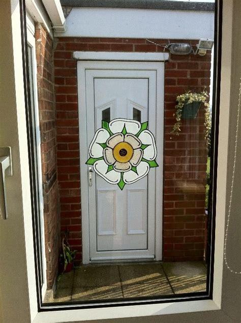 glass door clings handmade peelable stained glass suncatchers window clings