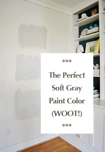 soft gray paint it s about darn time the perfect gray paint color young