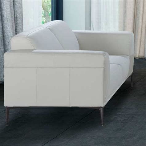 leather sofa nj white leather sofa nj davina leather sofas