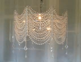 Diy Pearl Chandelier Beautiful L Shades And I On