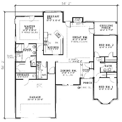 harrahill traditional home plan 055d 0031 house plans 15 must see traditional home plans pins cottage home plans