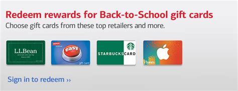 Bank Of America Rewards Gift Cards - rewards home