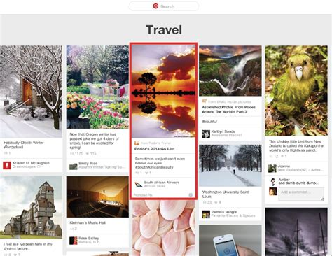 pinterest us pinterest is slowly rolling out promoted pins super