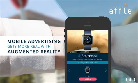 mobile ads mobile advertising gets more real with augmented reality