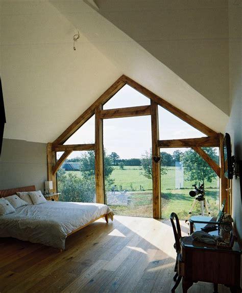 vaulted ceiling bedroom oak framing www borderoak com 1000 ideas about window glazing on pinterest timber