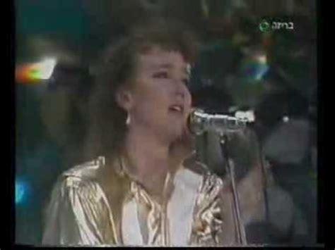 fiorella mannoia caff 233 nero bollente sanremo 1981