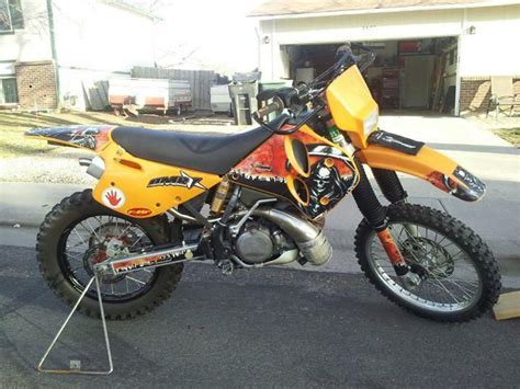 1997 Ktm 250 Exc 1997 Ktm 360 Exc Enduro Titled Plated For Sale On 2040