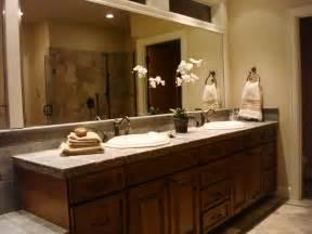 modern master bathroom mirror ideas elegant room decor
