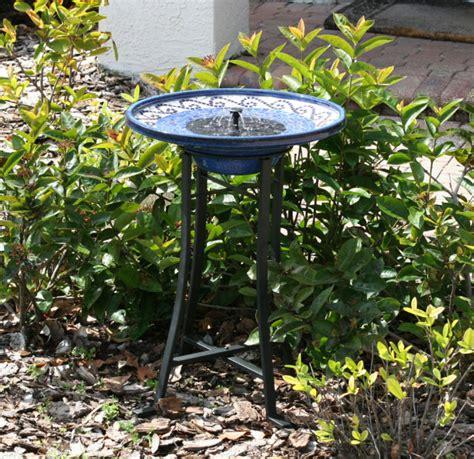 20 solar water fountain ideas for your garden garden