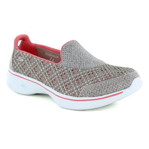 skechers womens light up shoes skechers go walk womens lightweight shoes sale up to 75