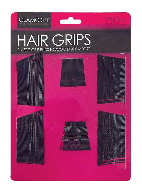 Types Of Hair Grips by 250pk Hair Grips Bobby Pins Kirby Cls Salon Waved