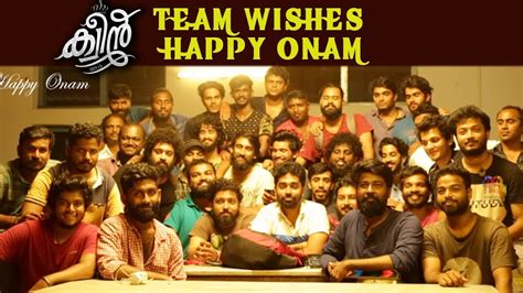 movie queen bee cast queen malayalam movie team wishes happy onam dijo jose