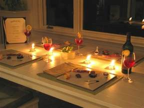 candlelight dinner at home 10 cheap date ideas which you
