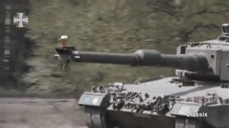 watch this tank carry a beer without spilling a drop
