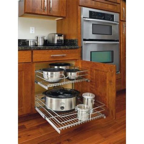 rev a shelf 19 in h x 21 in w x 22 in d base cabinet