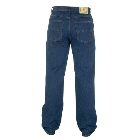 Comfort Fit Mens by Rockford Mens Comfort Fit Large Size Quality Indigo