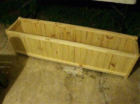 Inexpensive Planter Boxes by Build Expensive Looking Planter Box For Cheap