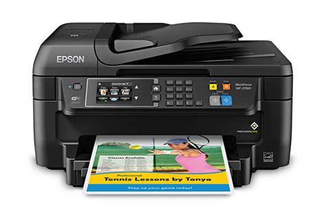 epson workforce wf     printer inkjet