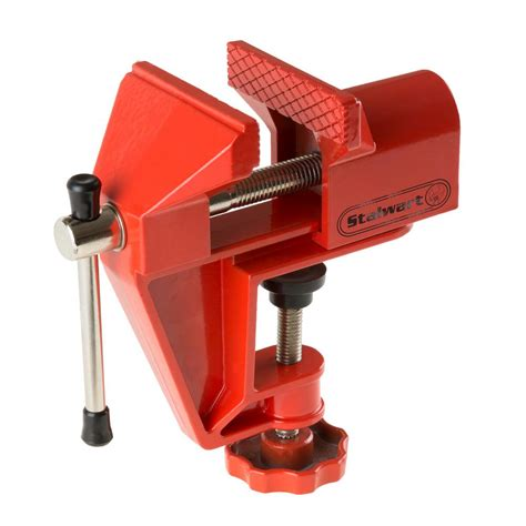 stalwart 2 in table vise m550058 the home depot