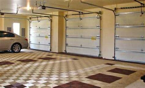 Interlocking Garage Floor Tiles   The Hot Rod of Custom