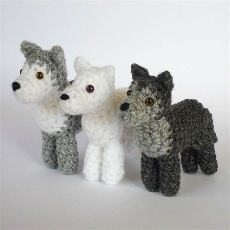 amigurumi pattern wolf top 10 animal crochet patterns lovecrochet blog