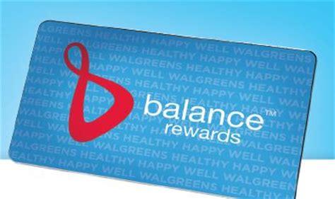 Walgreens Cards - walgreens update redeem balance reward points at just