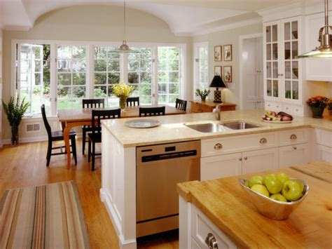country kitchen tv transitional kitchens kitchen ideas design