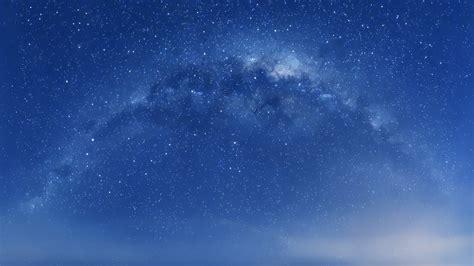milky  starry sky mac os  hd  wallpaper