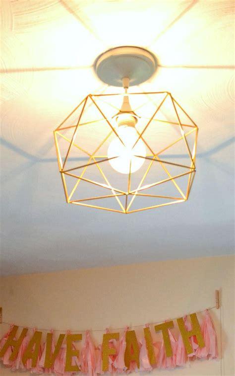 home lighting design tutorial himmeli inspired lighting a tutorial a designer at home