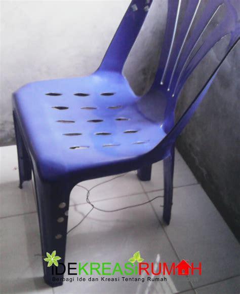 Kursi Plastik Gambar tips agar kursi plastik tidak mudah patah ide kreasi rumah
