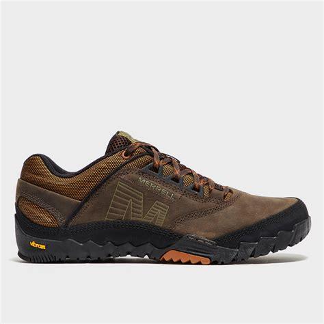 merrell mens walking shoes merrell s annex walking shoe