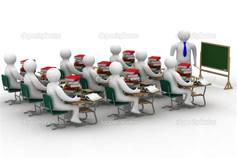 class clipart depositphotos lesson in a school class free images at
