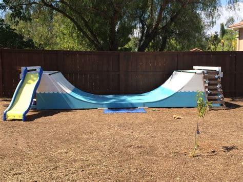 backyard half pipe pinterest the world s catalog of ideas