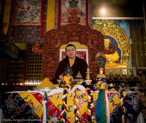 losar tibetan new year celebrations at karmapa