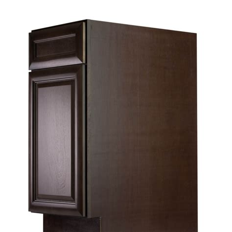 assembled bathroom cabinets regency espresso