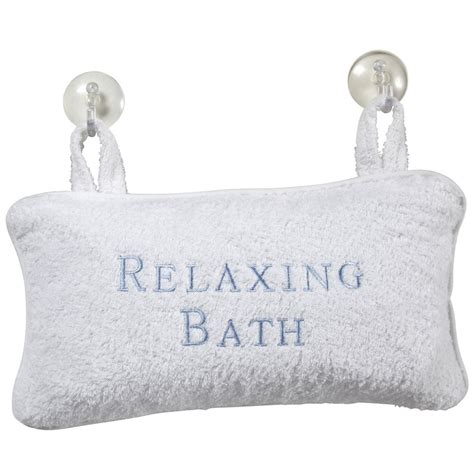 luxury bathtub pillows luxury bath pillow set