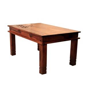 wooden center table designs