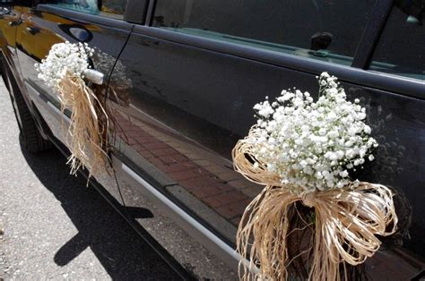 decorar coche boda decoracion coche novios buscar con google wedding