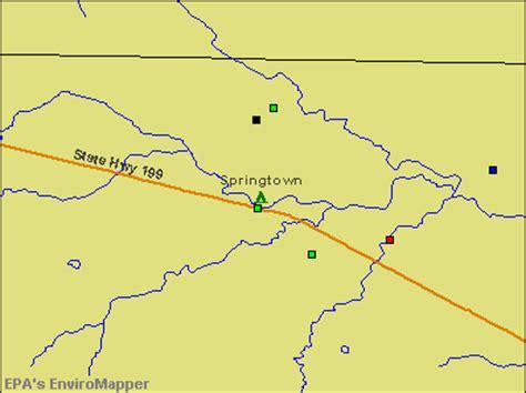 springtown texas map springtown texas tx 76082 profile population maps real estate averages homes statistics