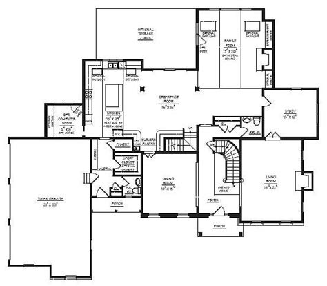 39 best images about floor plan on house