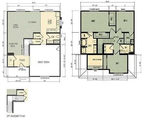 michigan home builders floor plans michigan modular homes 5631 prices floor plans