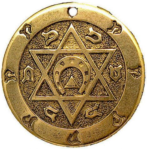 foto porta fortuna amuleto portafortuna stella della felicita ferro di