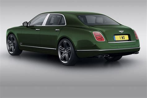 wo bentley bentley announces le mans limited edition mulsanne and